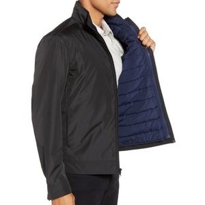 Zachary Prell NWOT Black Oxford 3 in 1 Jacket